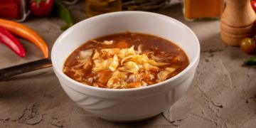 Supă acru-iute